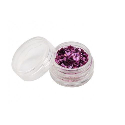 Gotas de Agua Violeta
