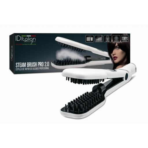 Cepillo De Vapor Steam Brush