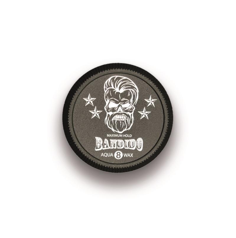 Cera Bandido 8 Aqua Gel Wax Black