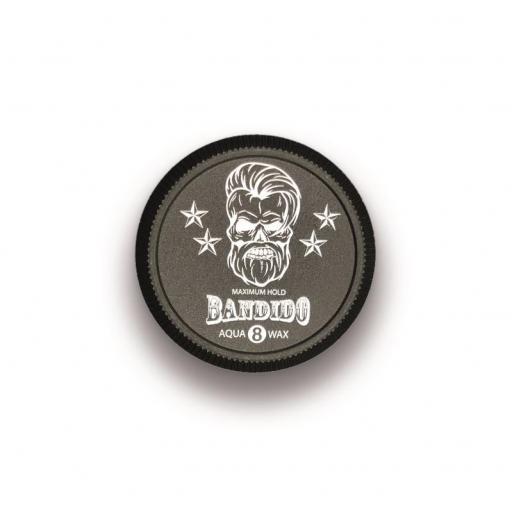 Cera Bandido 8 Aqua Gel Wax Black [0]