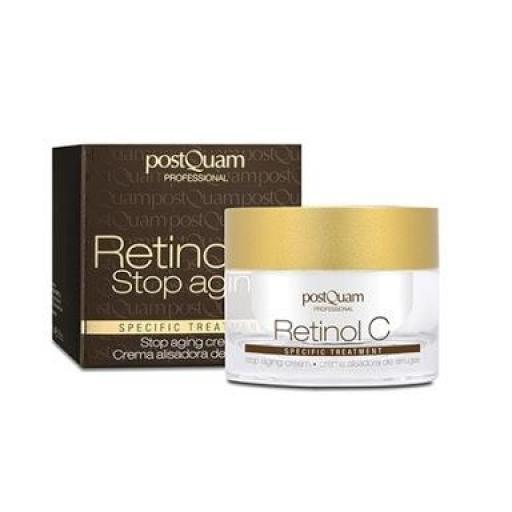 Crema Antiarrugas con Retinol y Vitamina C