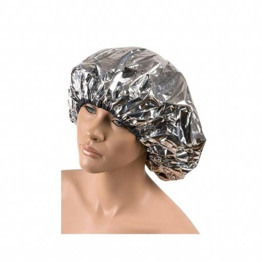 Gorro Aluminio Termico.