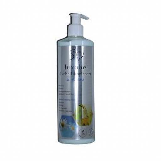 Leche Limpiadora al Azuleno 500 ml