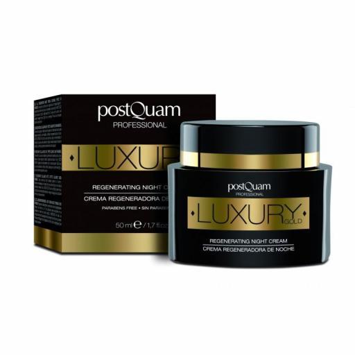 Luxury Crema Regeneradora de Noche 50 ml