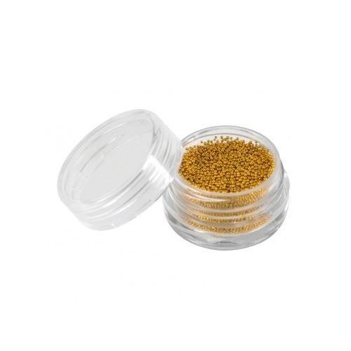 Perlas Caviar Dorado
