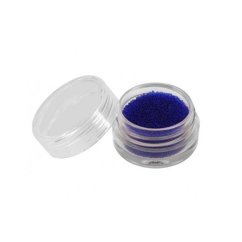 Perlas Caviar Azul Vaquero