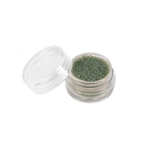 Perlas Caviar Verde Antiguo