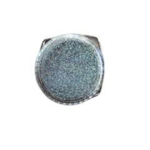 Purpurina Decoracion 2 gr Silver