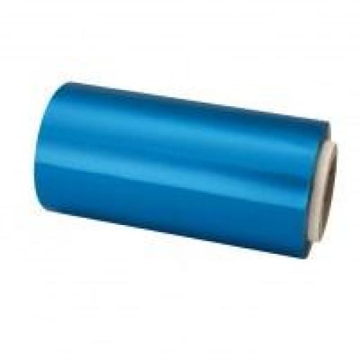 Rollo Aluminio Azul 70 mt
