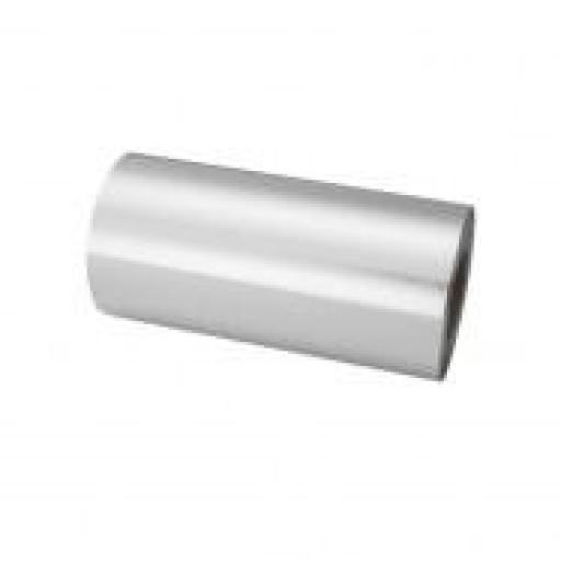 Rollo Aluminio Plata 70 mt