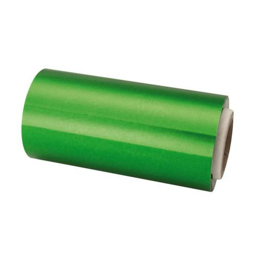 Rollo Aluminio Verde 70 mt
