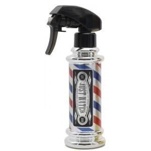 Spray Dispensador Barbero Silver