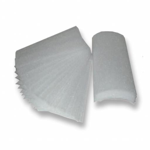 Tiras Especial Mechas Foam 30 x 11 cm