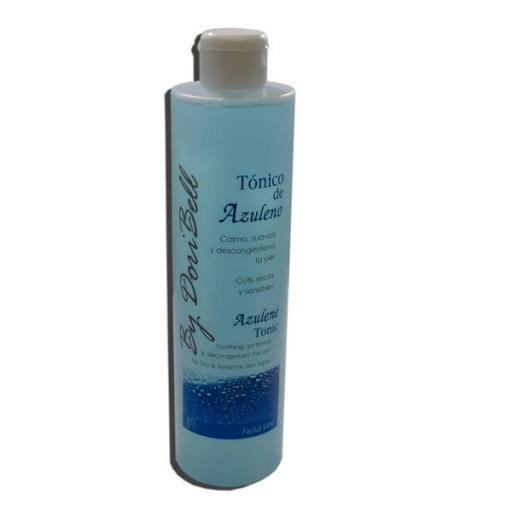 Tonico al Azuleno Piel Seca y Sensible 500 ml
