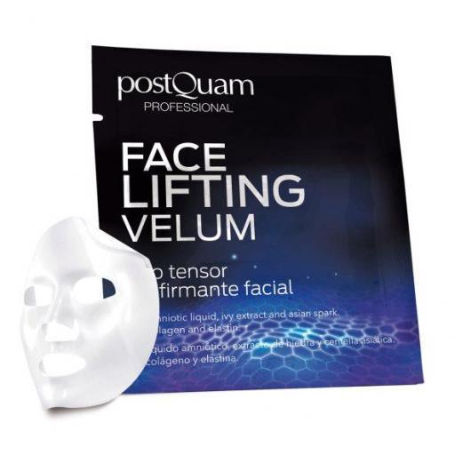 Velo Tensor Reafirmante Facial