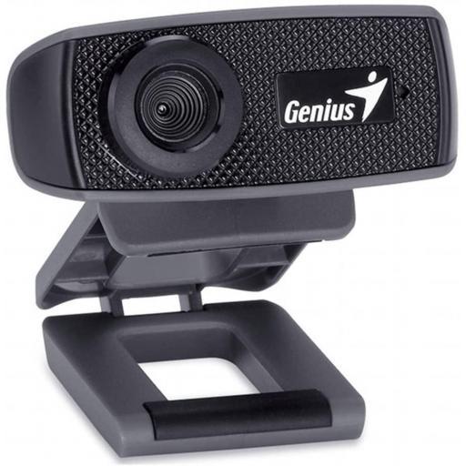 VIDEOCAMARA DIGITAL WEBCAM GENIUS FACECAM 1000X 720P HD [0]
