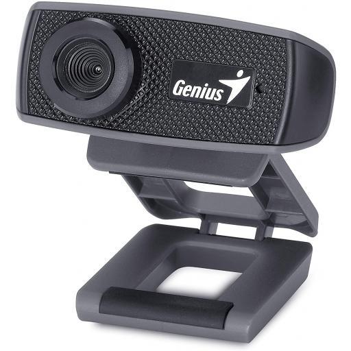 VIDEOCAMARA DIGITAL WEBCAM GENIUS FACECAM 1000X 720P HD [1]