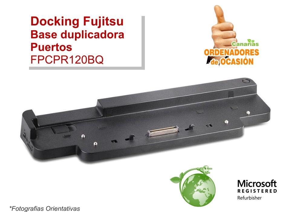 DOCKING - Base Duplicadora para Fujitsu FPCPR120BQ