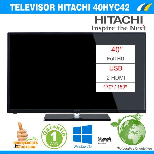 Televisor Hitachi 40HYC42  40'' Full HD