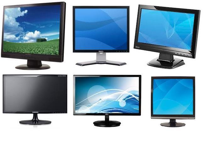 Monitor LCD 22'' varias marcas con TARAS
