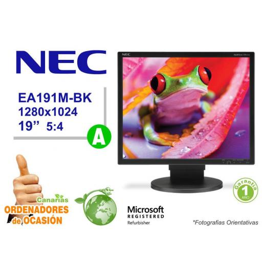 NEC 19'' EA191M-BK