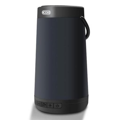 Altavoz F11 Bluetooth Iluminación Led Negro XO [1]