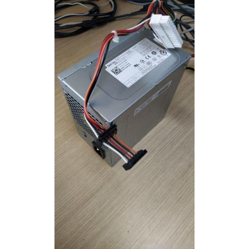 Fuente de alimentación Dell 61J2N H275AM-00 Optiplex 7010 MT, Precision T1650 275W ATX  [1]