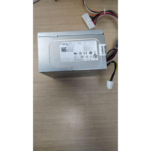 Fuente de alimentación Dell 61J2N H275AM-00 Optiplex 7010 MT, Precision T1650 275W ATX  [2]