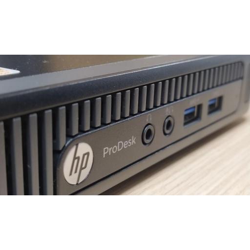Intel Core i3-4160T 3.10 GHz 8GB 500GB - HP PRODESK 600 G1 DM [2]