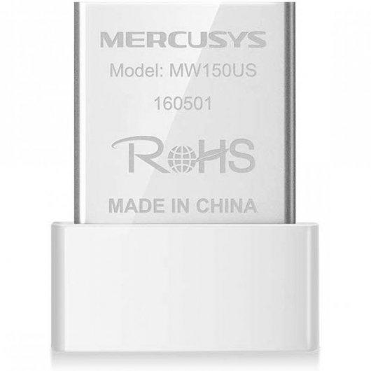 Mercusys MW150US Adaptador Inalámbrico N150