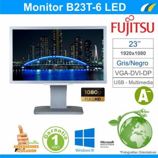 Monitor Fujitsu B23T-6 LED Full HD