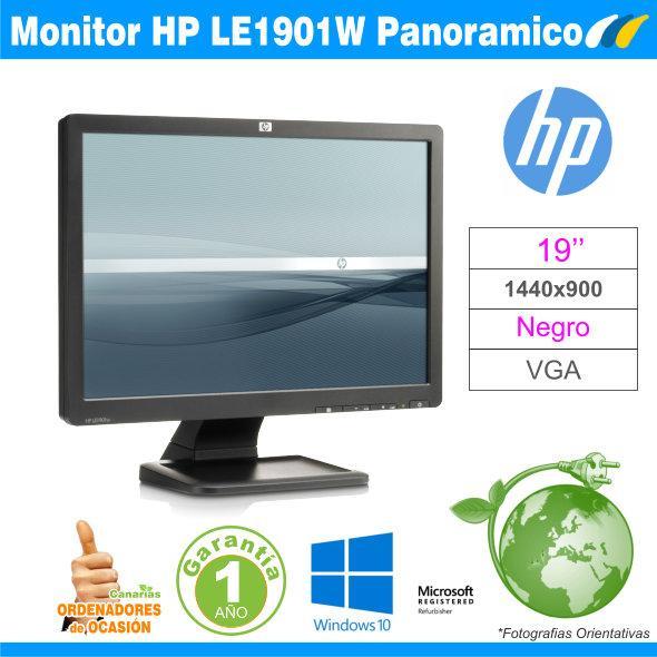 Monitor HP LE1901W 19''