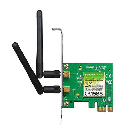 TP-LINK TARJETA PCI-E WIRELESS N 300MBPS [1]