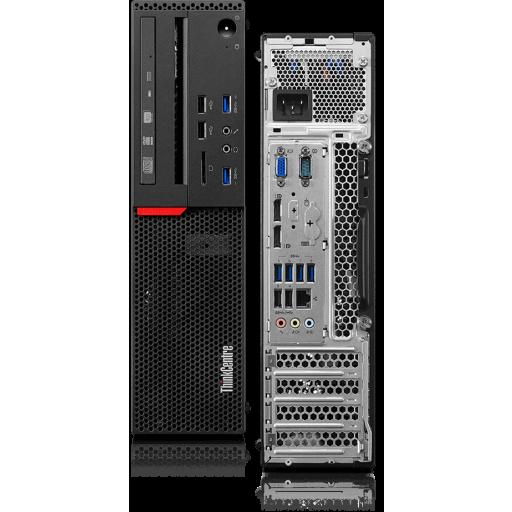 Intel Core I5-6500 3.20GHz - 8GB - 256GB SSD  - LENOVO THINKCENTRE M900 SFF [1]
