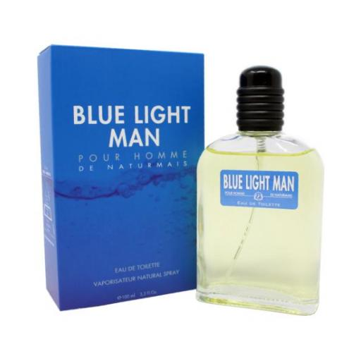 Blue Light Man Naturmais 100 ml.