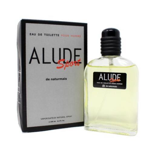 Alude Sport Homme Naturmais 100 ml.