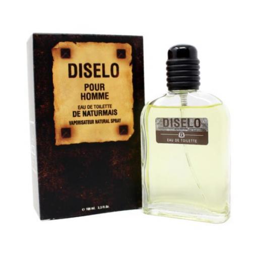 DISELO Pour Homme Naturmais 100 ml.