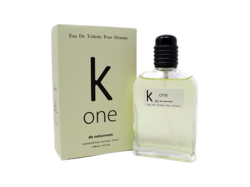 K ONE Pour Homme Naturmais 100 ml.