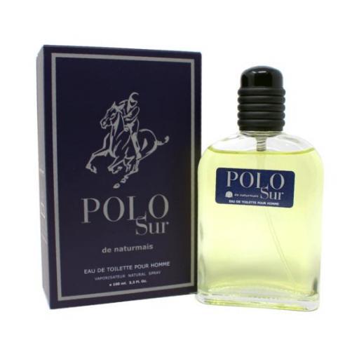 POLO SUR Homme Naturmais 100 ml. [0]