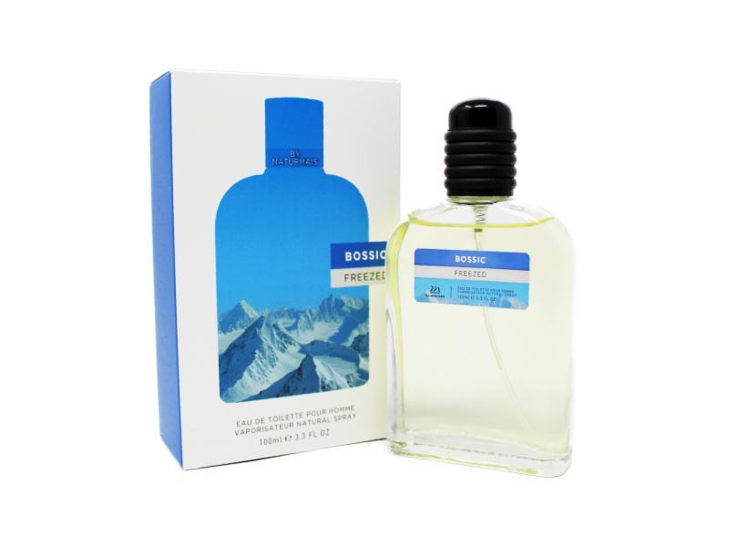 Bossic Freezed Pour Homme Naturmais 100 ml.