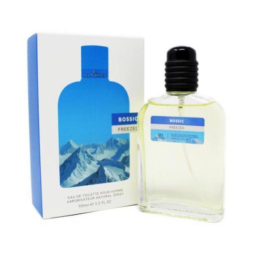 Bossic Freezed Pour Homme Naturmais 100 ml. [0]
