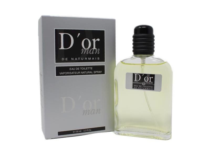 D'OR Man Naturmais 100 ml.