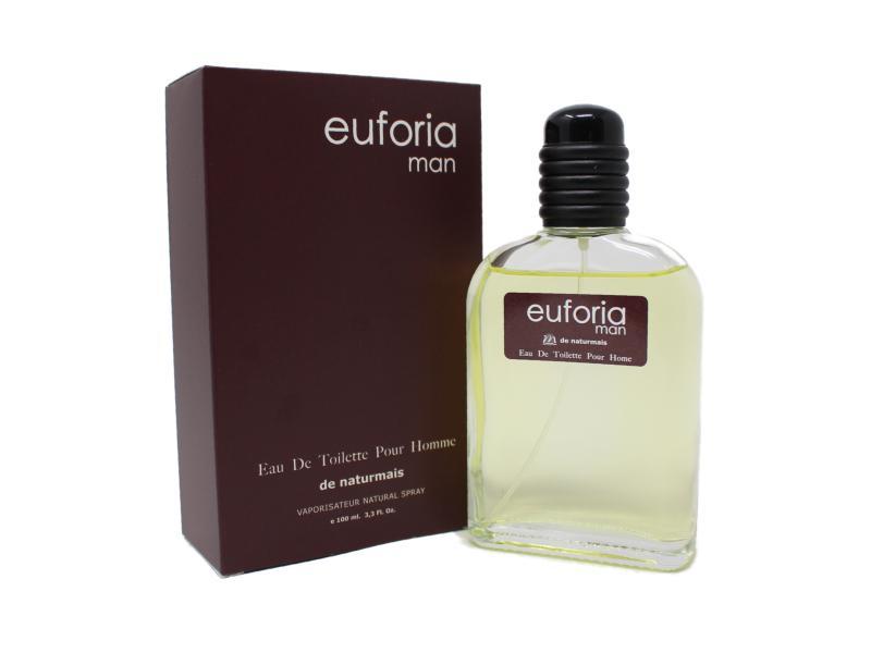 EUFORIA Pour Homme Naturmais 100 ml.