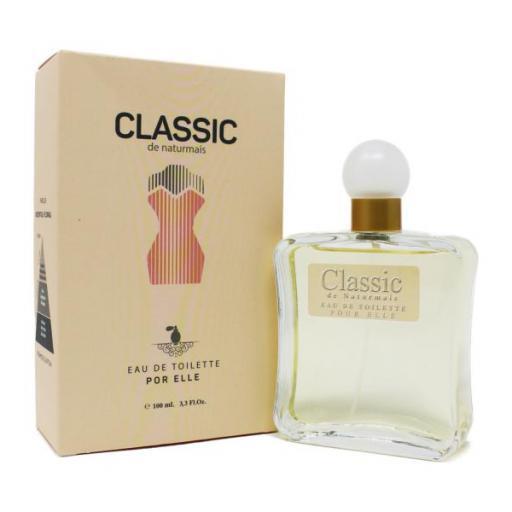 Classic Pour Femme Naturmais 100 ml.