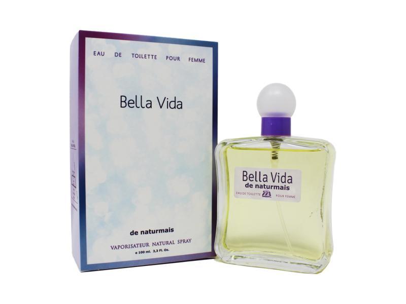 Bella Vida Pour Femme Naturmais 100 ml.
