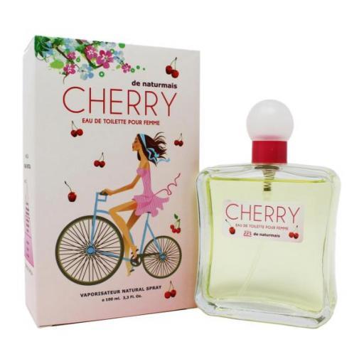Cherry Pour Femme Naturmais 100 ml.