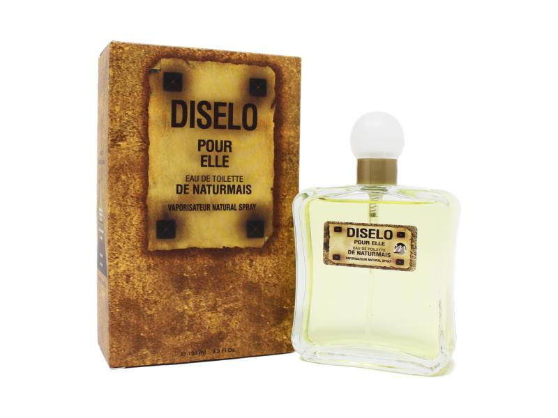 DISELO For HER Naturmais 100 ml.