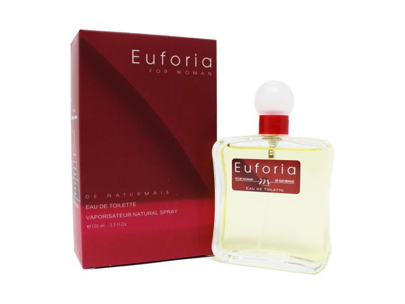 EUFORIA For Woman Naturmais 100 ml