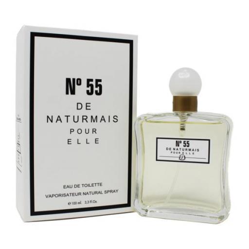 Nº 55 Femme Naturmais 100 ml.