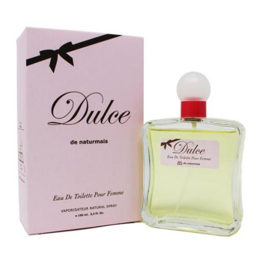 DULCE Pour Femme Naturmais 100 ml.